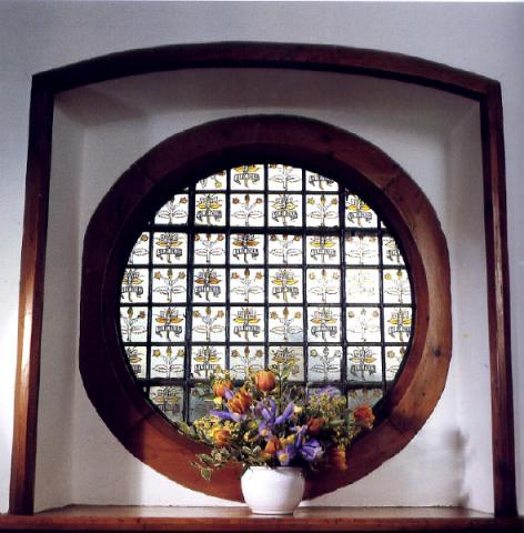 Window (Red House) 1861