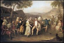 The Highland Wedding 1780 David Allan