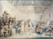 The Penny Wedding 1795 David Allan