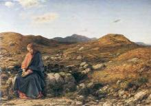 The Man of Sorrows 1860 William Dyce