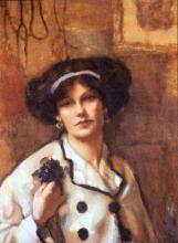 Self Portrait 1918 Norah Neilson Gray