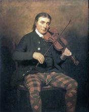 Neil Gow 1793 Henry Raeburn