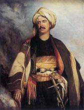 David Roberts in the Costume He Wore When in Palestine 1840 Robert Scott Lauder