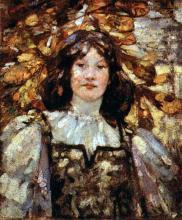 Autumn 1898 Bessie MacNichol
