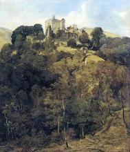 Castle 1853 Horatio McCulloch