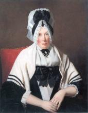 Lady in a Lace Cap 1784 Henry Raeburn