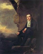 Sir Walter Scott 1808 Henry Raeburn