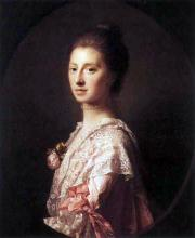 Mrs. Bruce of Arnot 1767 Allan Ramsay