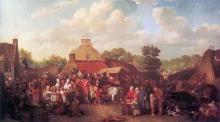 Pitlessie Fair 1804 David Wilkie