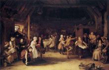 The Penny Wedding 1815 David Wilkie