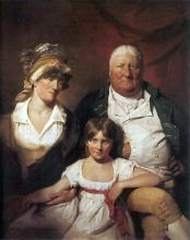 Mr. and Mrs. Chalmers-Bethune 1804 David Wilkie