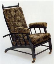 Morris - Adjustable Back Chair c. 1886