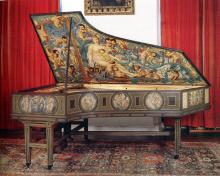 Graham Piano 1872
