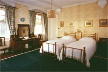 North Bedroom 1892 Standen, East Grinstead, Sussex