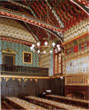 Queen's Hall 1866 - 1867