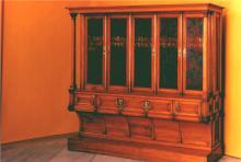 Cabinet c. 1886 A. H. Mackmurdo