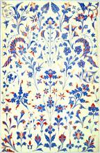 Floral Design 1856 Christopher Dressler The Grammar of Ornament